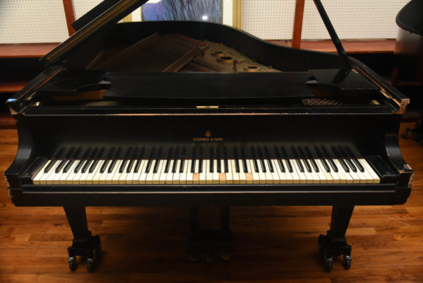 A used Steinway or pre-owned Steinway?