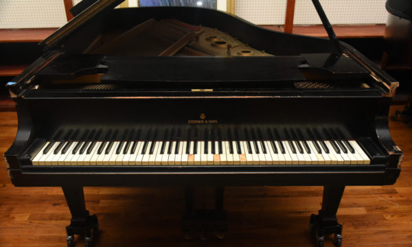 A used Steinway or pre-owned one?