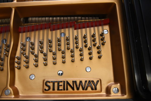 Buying a good used Steinway needs the help of an expert.